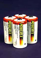 NiMH, Rechargeable C Cell, D Cell Batteries, Maha Rechargeable Batteries